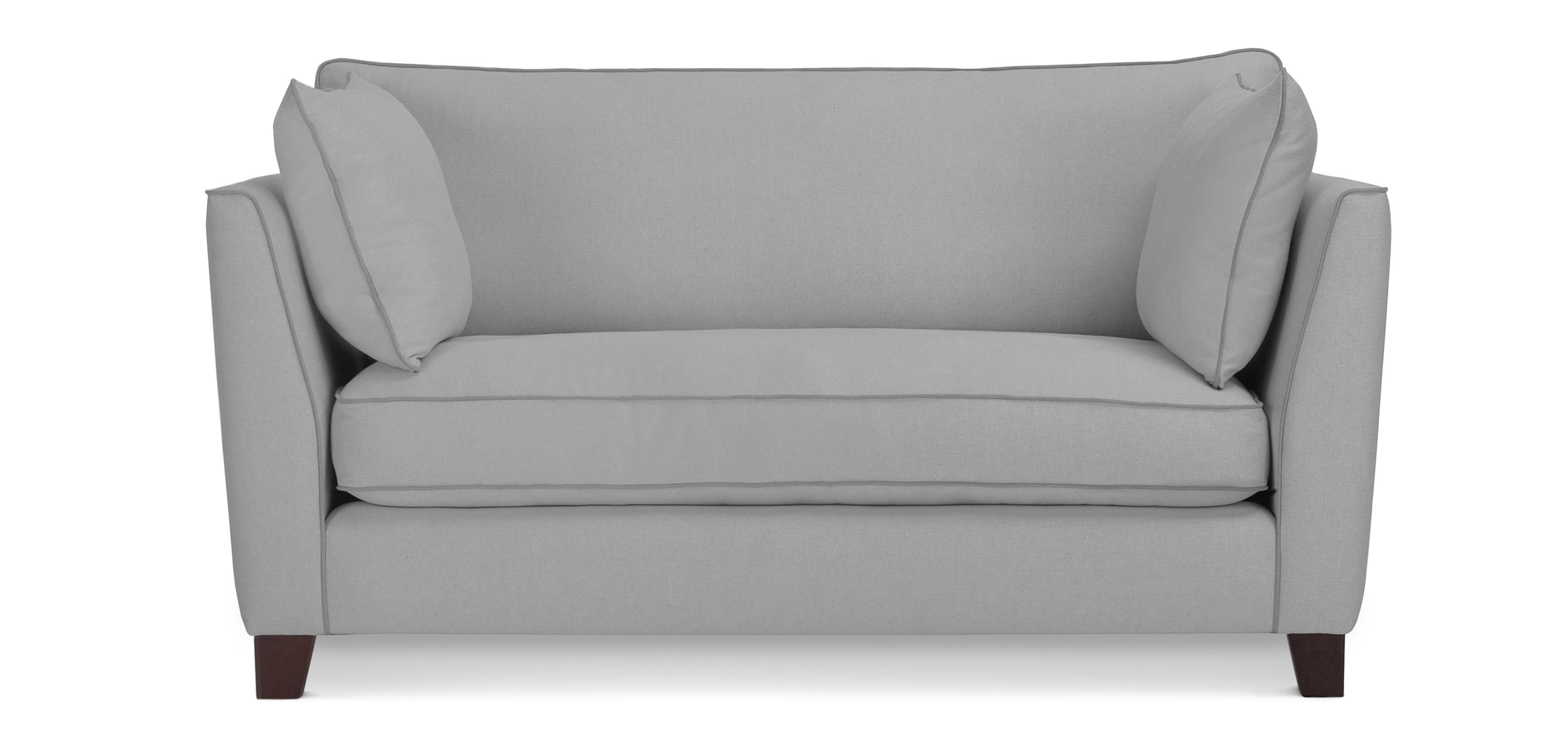 Sof de dise o escandinavo 2 asientos tela - Sofa escandinavo ...